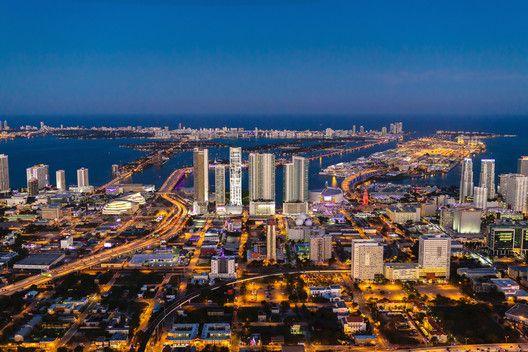 Zaha Hadid's Interiors for One Thousand Museum in Miami,Courtesy of Zaha Hadid Architects