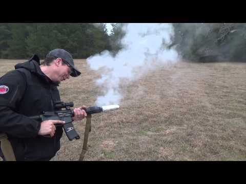 "See How the ""Gun Grill"" Will Tick Off Liberals, Muslims, Anti-Gunners & Vegans All at Once"