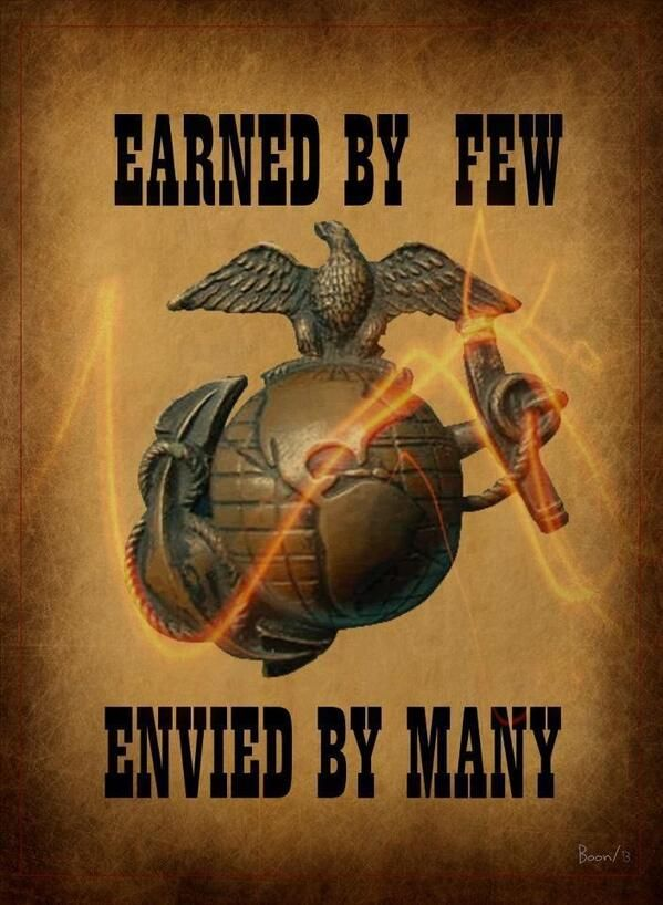 Nice poster, I browse lots of USMC web sites, and sales such as SGT GRIT, and have not seen this poster ever before today.   I was an active duty Marine during 68-70, Vietnam Combat Grunt, 0331 M60 machine gunner.  Unit Suicide Charley Company 1Bn. 7th Marines.