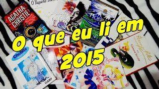 Reinventando Júlia : O que eu li em 2015 #1
