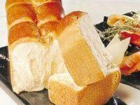 Pan con harina de maiz y fecula