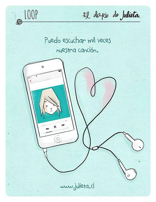 El diario de Julieta - Loop www.julieta.cl