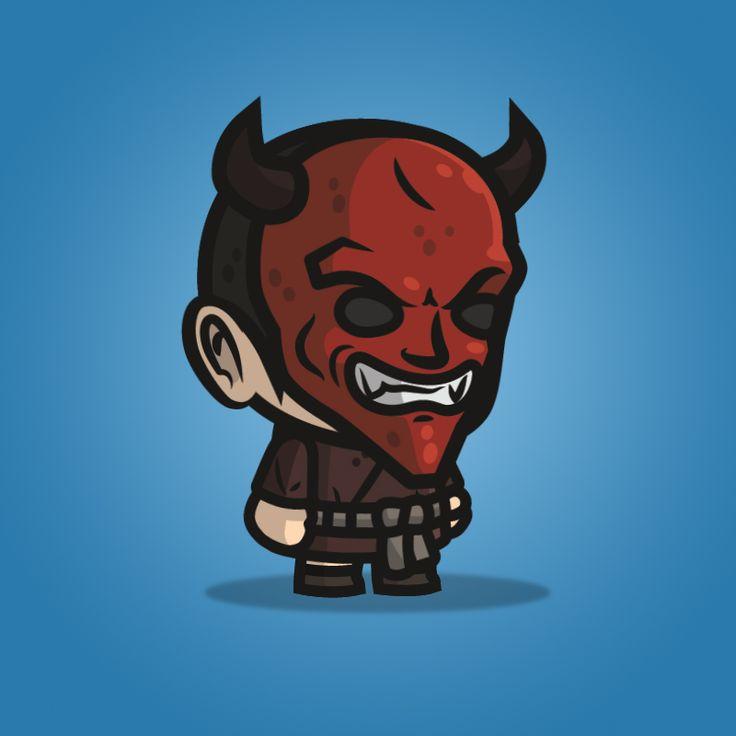 Devil Masked Guy