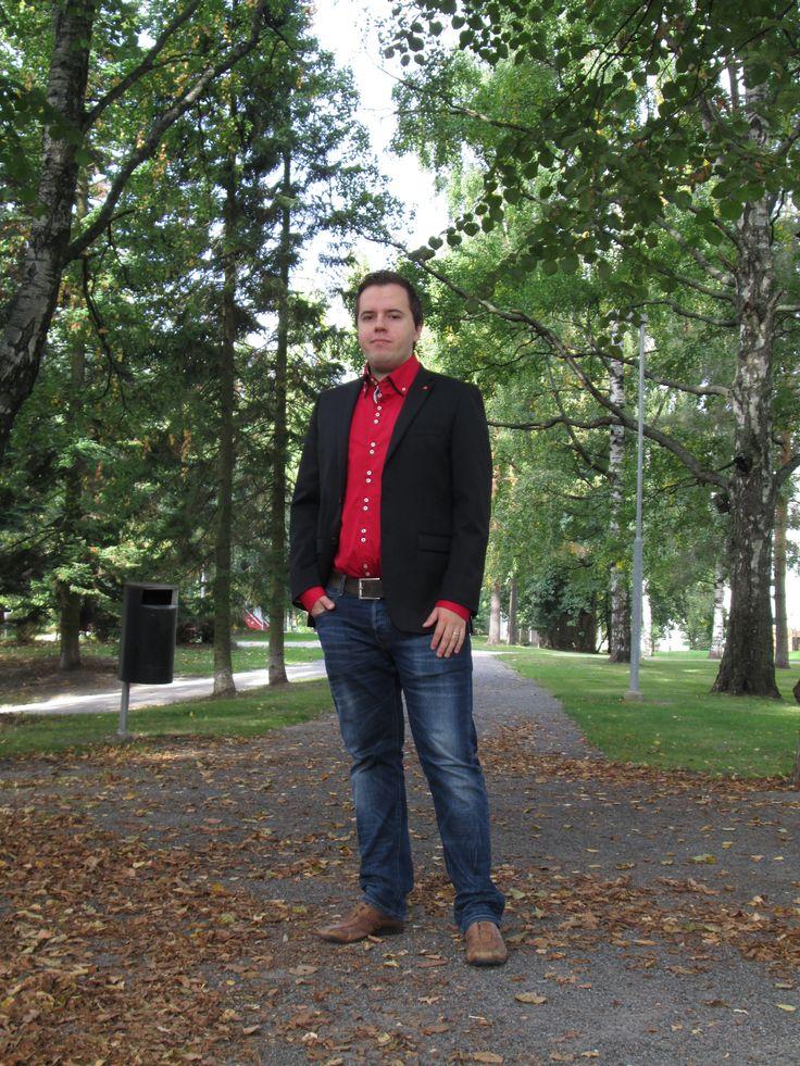 Ari Wigelius SDP - Tampere 7.9.2013