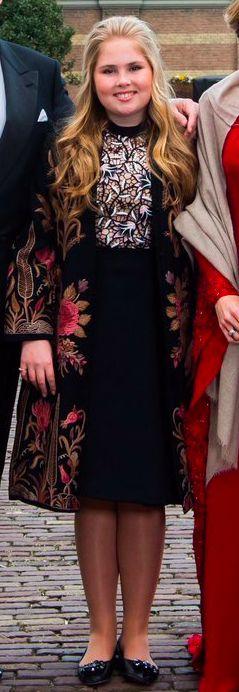 Princesse Catharina-Amalia, princesse d'Orange,