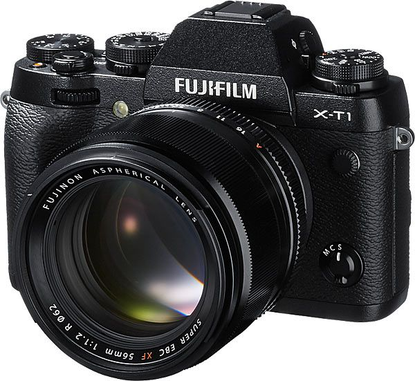 Fujifilm Announces Weather-Resistant X-T1 with Huge Dual-View OLED EVF