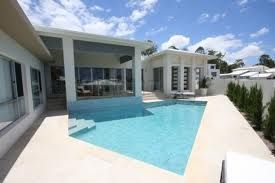 With best in class features and stunning designs that are customizable to suit your needs, Custom Home Builder Gold Coast #customhomebuilder #luxuryhomes #pool