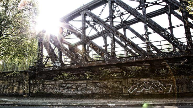 Liesenbrücke in Berlin