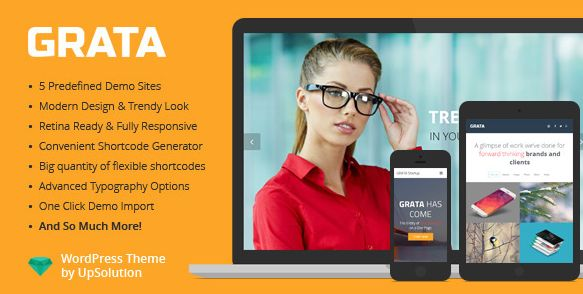 Themeforest WordPress: GRATA – Multi-Purpose One Page WordPress Theme on THEMEFOREST FREE DOWNLOAD http://themeforestfreedownload.com