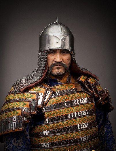 Golden Horde warrior