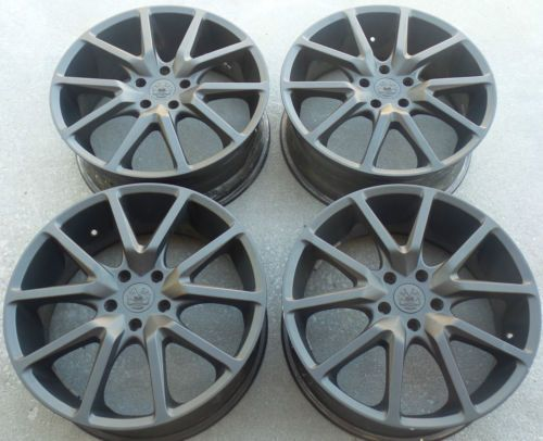 20 Black Cadillac Cts Wheels Rims Tires 20 Inch Vogue