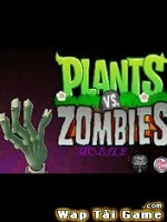 Tải game Plants vs Zombie - Bắn Ma