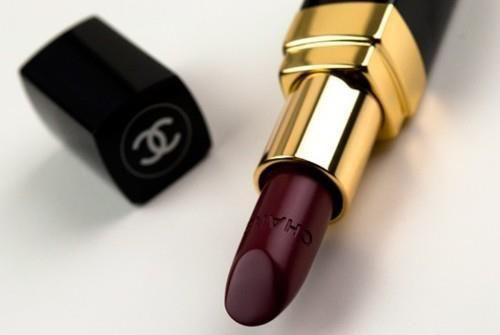 darque chanel lippy