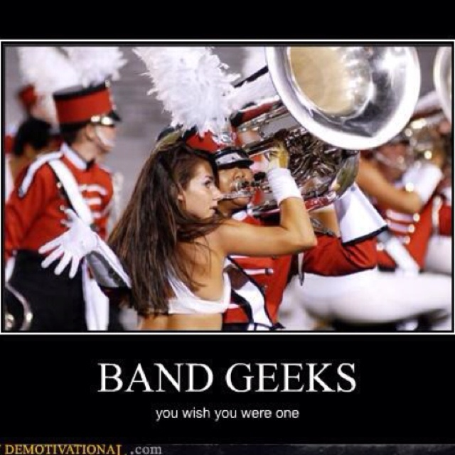 marching band girls porn