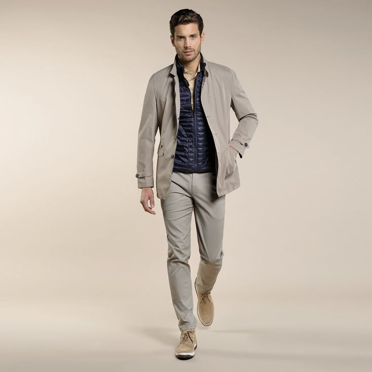 CABAN CON GILET Mod: L8783 - Art: 197001/1 Lebole Uomo Collezioni #leboleuomo #lebole #moda #abiti #giacche #Primavera #Estate2017 #fashion #italianstyle #stileitaliano