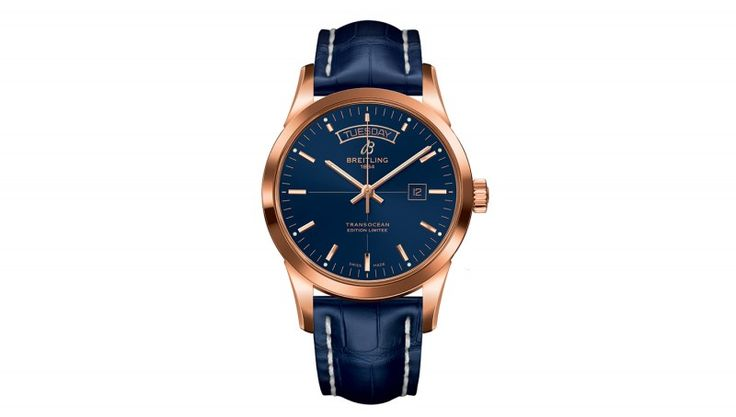Watch of the Week: Breitling Transocean Day  Date U.S. Limited Edition | Watches ...repinned für Gewinner!  - jetzt gratis Erfolgsratgeber sichern www.ratsucher.de
