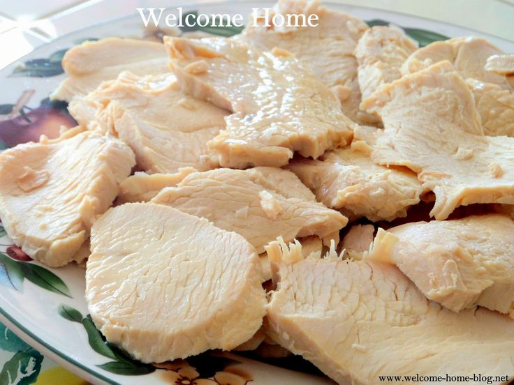 Welcome Home Blog: ♥ Deep Fried Turkey Breast with Butterball Fryer