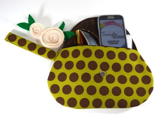 Green Clutch Bag - Clutch Purse - Womens Clutch Bags - Ladies Clutch Bags - Wedding Clutch Bags - Bridal Clutch Bags - Ladies Hand Bags Trampleedesigns.etsy.com for all of your bag needs.