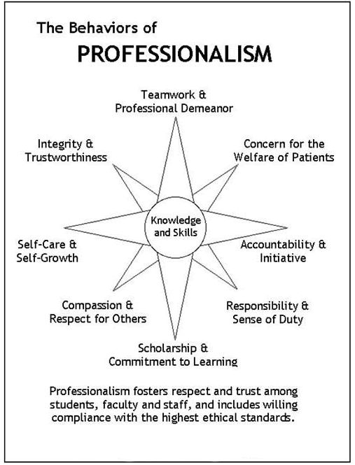 20 best Professionalism Scope and Conduct images on Pinterest - professionalism in the workplace