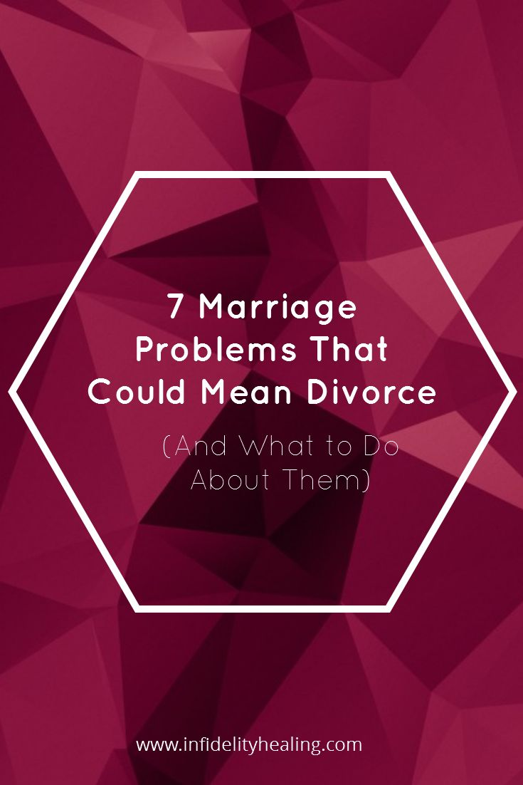 the topic of marriages and the issues of a divorce A guide to the most common financial issues of divorce a look at the division of property, debt, retirement funds, and taxes in divorce  when a marriage comes to .