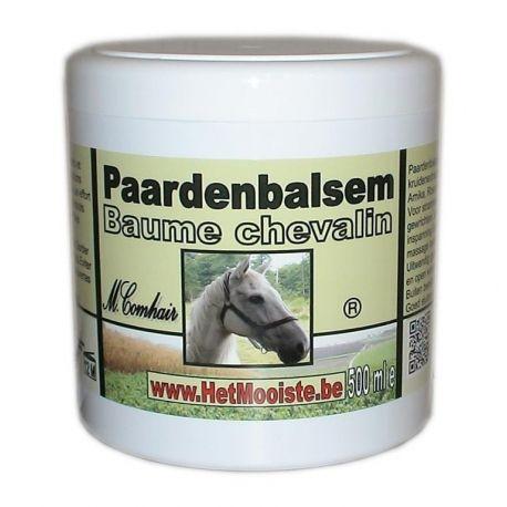 Paardenbalsem is een gel voor pijnlijke spieren en gewrichten.Door de unieke samenstelling verminderd de pijn en de druk in de spieren en gewrichten.
