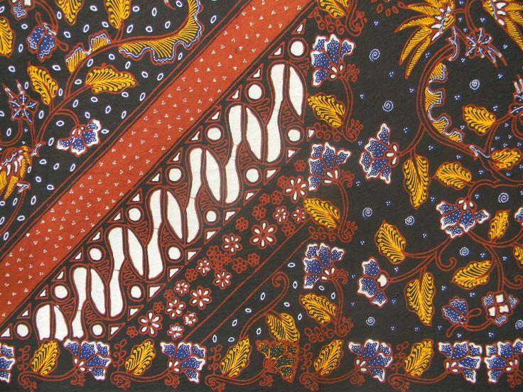 Motif Batik Tulis Lasem Berbentuk Apa - Batik Indonesia
