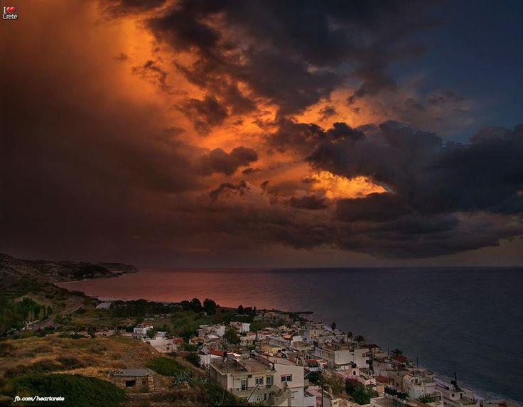Mirtos   Ierapetra Crete Greece