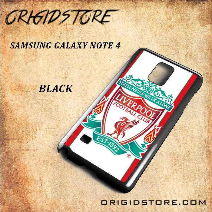 Liverpool Football Club The Reds For Samsung Galaxy Note 4 Snap On and 3D Case