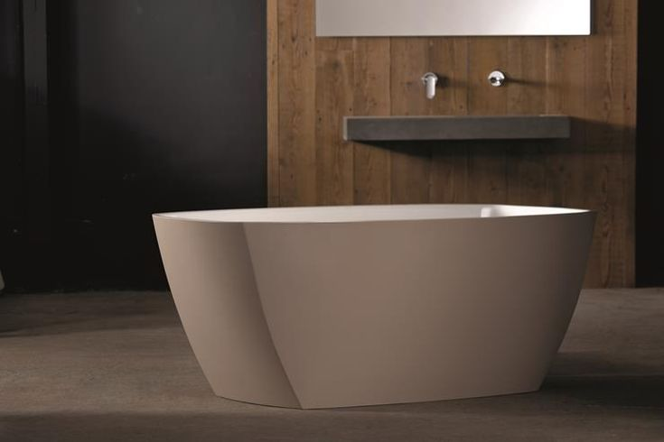 Adamsez Cara free-standing bath