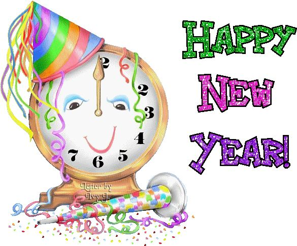 Happy New Year 2013 Animated Wallpapers