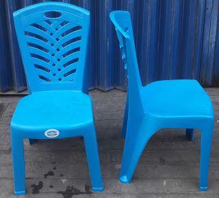 Selatan Jaya distributor barang plastik Surabaya: Kursi sandaran plastik kode 209 merk Napolly warna...