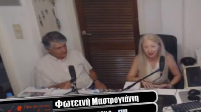 Φωτεινή Μαστρογιάννη: Γιώργος Κοντογιώργης – «Οι πολίτες δεν πρέπει να α...