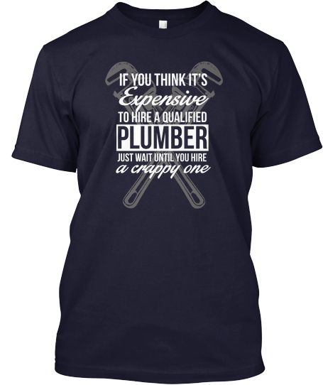 Limited Edition Plumber Shirt