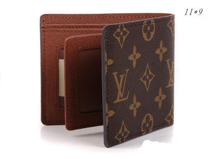 $20 for Louis Vuitton Men Wallet. Buy Now!  http://hellodealpretty.com/Men-Wallet-023-productview-141746.html #Louis_Vuitton #Wallet #Men