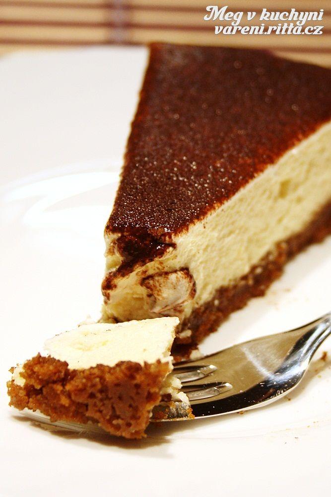 Tiramisu cheesecake