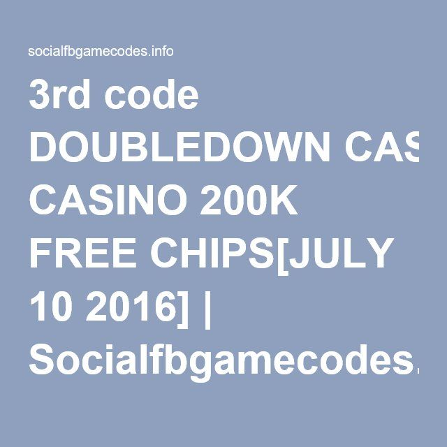 double down casino 5 million free chips 2016