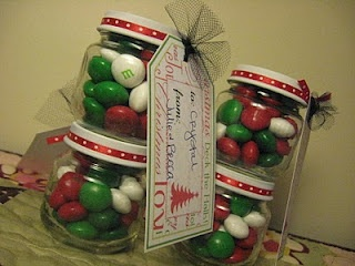 Nap Time Journal Neighbor GiftsSnowman Buttons And Treat Jars Baby Food