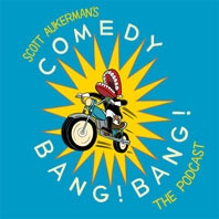 Comedy Bang Bang.  Awesome Scott Aukerman hosts an awesome podcast with some awesome guests.  Do it.