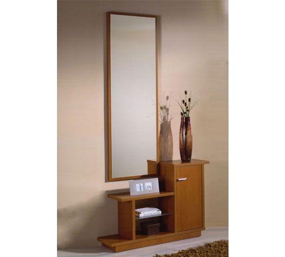 Muebles recibidor esquina 20170817225511 for Mueble zapatero color cerezo