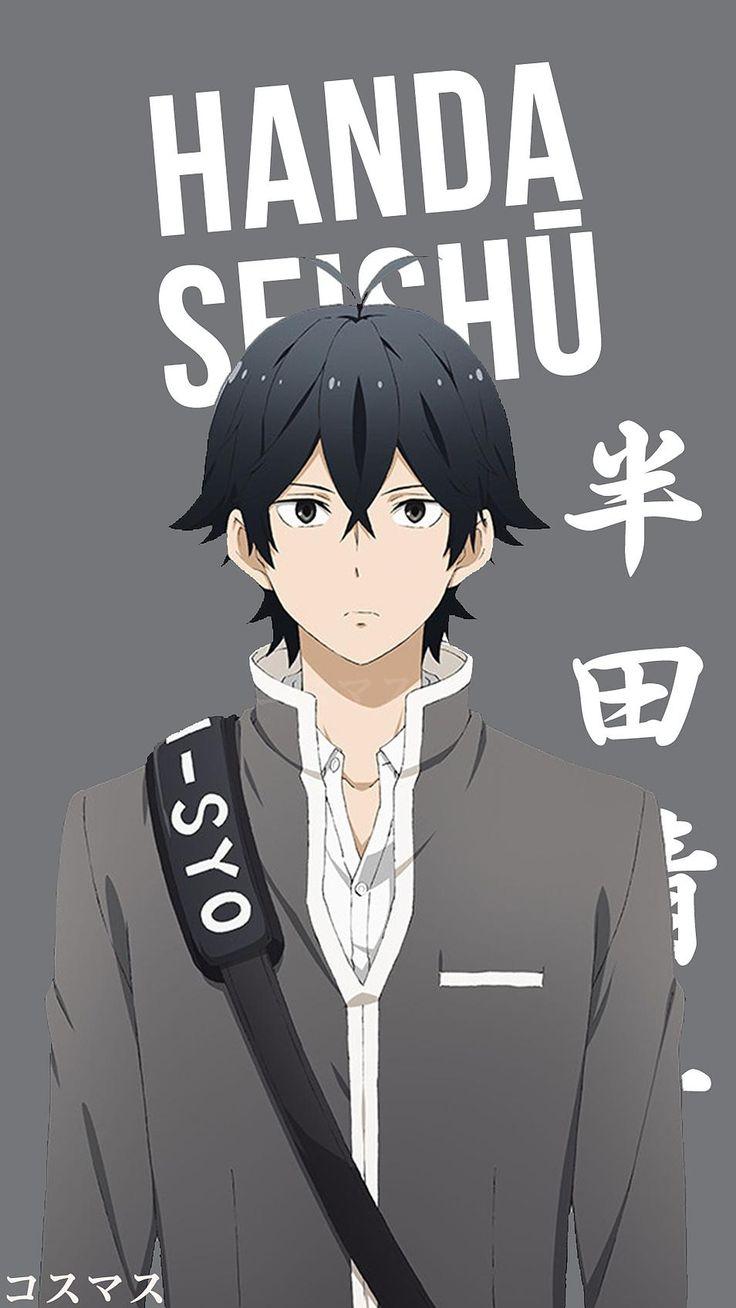 Handa Seishuu ~ Korigengi   Wallpaper Anime