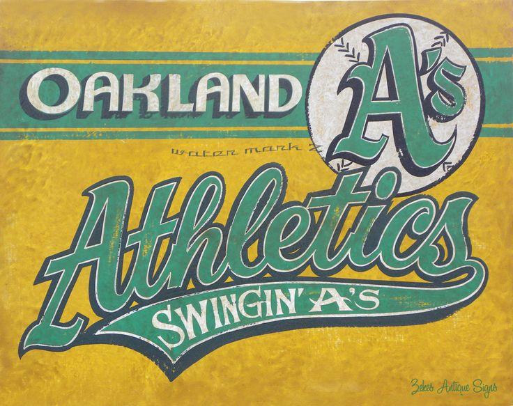 Oakland Athletics Baseball