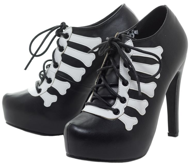 Iron Fist Wishbone Platforms - Sourpuss Clothing