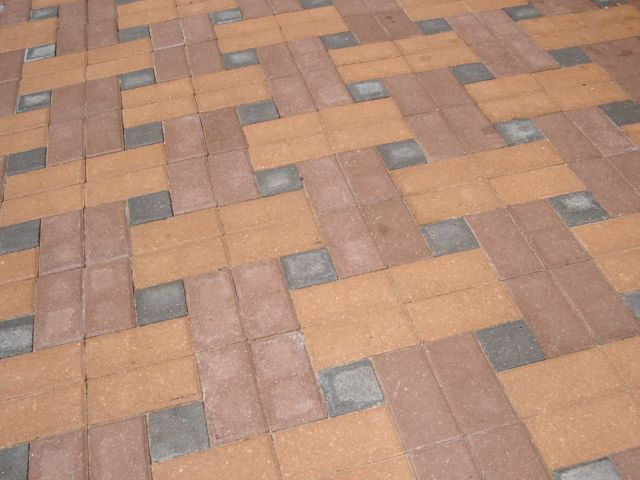 Basket Weave Pattern Pavers : Best pavers for driveways images on