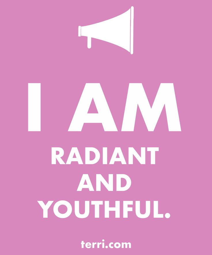 I AM RADIANT AND YOUTHFUL! Your words are powerful and the words you speak about yourself are even more powerful. Discover what to say from God's Word about your freedom, faith, finances, family, fitness, and your future dreams and goals. Program your mind for success through positive declarations and affirmations to become happier, healthier, and more productive today! Click on the Pin to GET A FREE LIST OF MY DECLARATIONS AND AFFIRMATIONS!