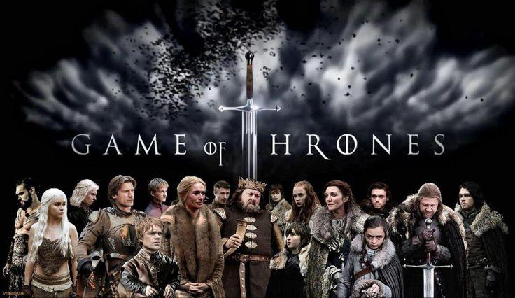 game of thrones // HBO // series // all men must die