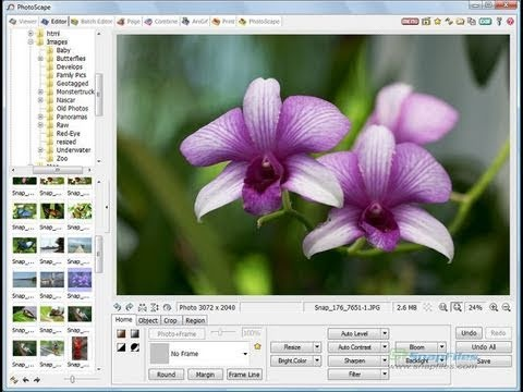Photoscape tutorials