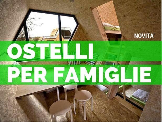 Gli ostelli per le famiglie in Germania sono una destinazione perfetta anche per chi viaggia e vuole fare vacanza con i bambini, camere familiari e servizi