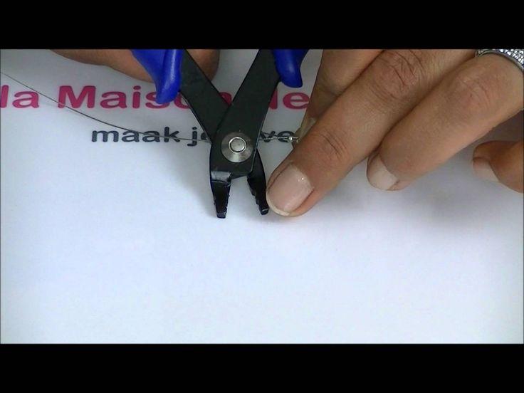 17 beste idee n over doe het zelf juwelen maken op pinterest doe het zelf juwelen armband en - Maak een hoofdbord aan ...