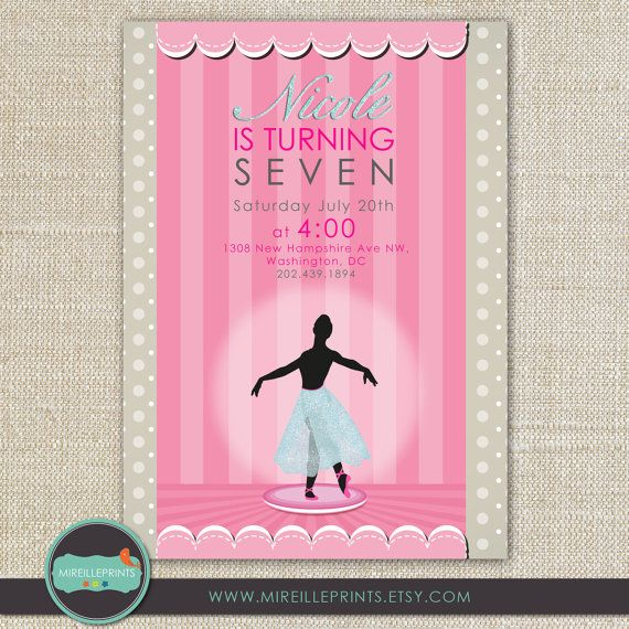 20 best Birthday Invitation Card images on Pinterest Invitation - best of birthday invitation card write up