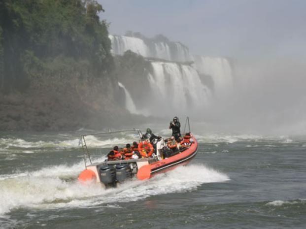 Aventura en las Cataratas Iguazú